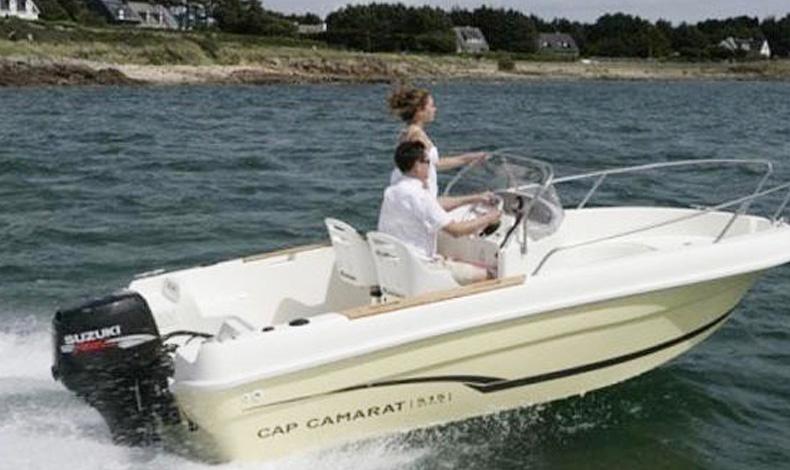 Cap Camarat 515 Speedboat in Mumbai