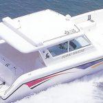 Dubai Marine 36 Speedboat in Mumbai