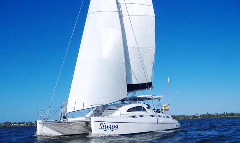 Island Spirit 401 Catamaran Yacht in Mumbai
