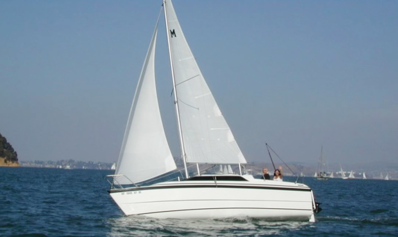 Macgregor 26 Sail Yacht in Mumbai
