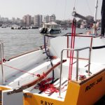 Cabin Sailboat JJ 22 in Mumbai