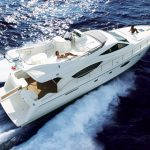 Ferretti 550 Motor Yacht in Mumbai