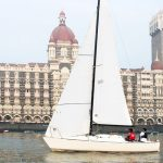 J24 Sailboat in Mumbai