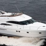 Princess 61 Motor Yacht in Mumbai